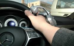 acelerador manual